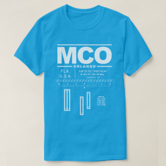 Orlando International Airport MCO Tee Shirt