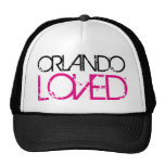 ORLANDO LOVED TRUCKER HAT