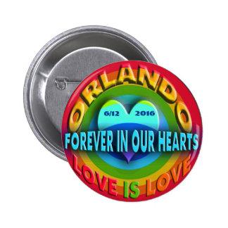 Orlando Memorial 2 Inch Round Button