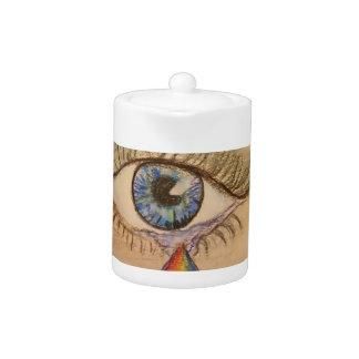 Orlando Rainbow Teardrop by Carol Zeock