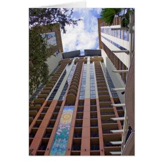 Orlando skyscraper card
