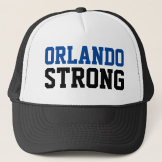 ORLANDO STRONG TRUCKER HAT