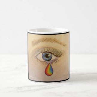 Orlando Teardrop  Coffee Mug by Carol Zeock