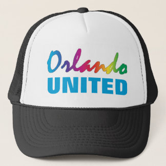 Orlando United Day June 12, 2017 Remembrance Trucker Hat