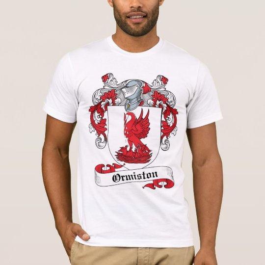 Ormiston Family Crest T-Shirt