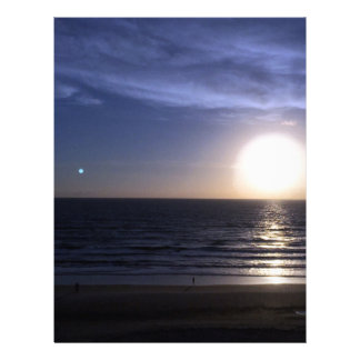 Ormond Beach Sunrise Letterhead