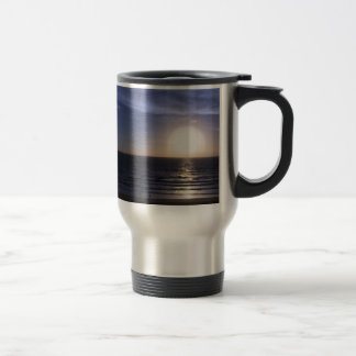 Ormond Beach Sunrise Travel Mug