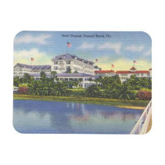 Ormond Hotel, Ormond Beach Florida Magnet