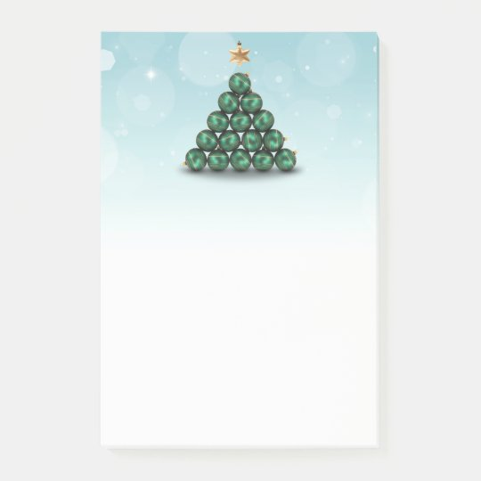 Ornament Christmas Tree - Post-it® Notes
