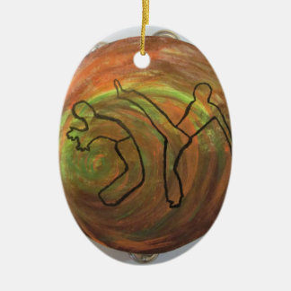 ornament dance martial arts music