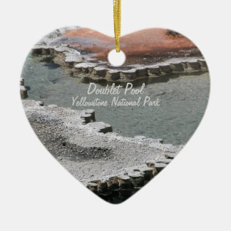 Ornament: Doublet Pool Mineral Deposits #1 (Heart)