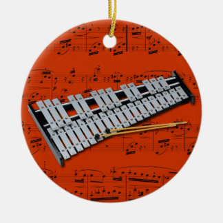 Ornament - Glockenspiel (Bells) - Pick your color