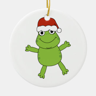 ORNAMENT JOLLY FROG