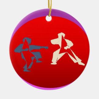 ornament karate martial arts