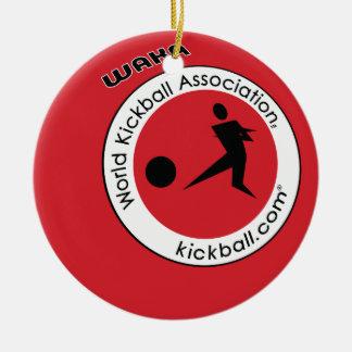 Ornament - Kickball Logo