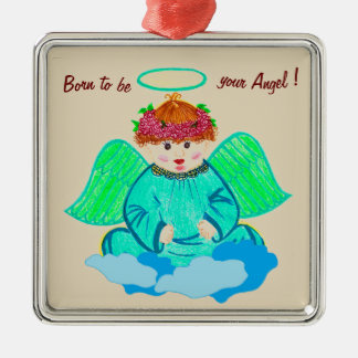 Ornament : Little Angel Ornament