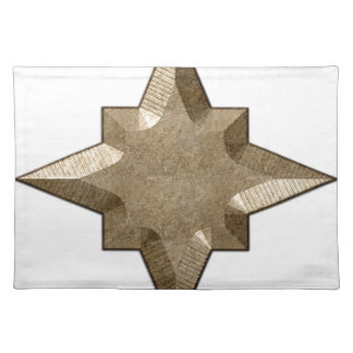 Ornament-star-symbol Placemats