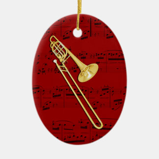 Ornament - Trombone (bass) - Pick your colour