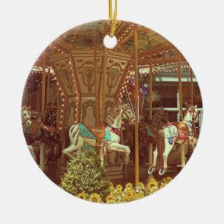 Ornament - Vintage Carousel