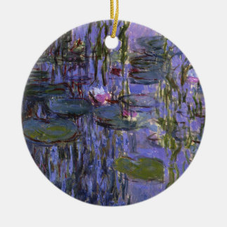Ornament - Water Lillies
