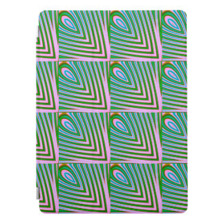 Ornamental Abstract Design iPad Pro Cover