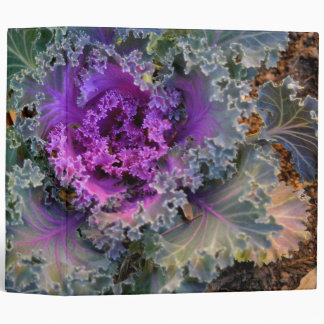 Ornamental Cabbage Binder