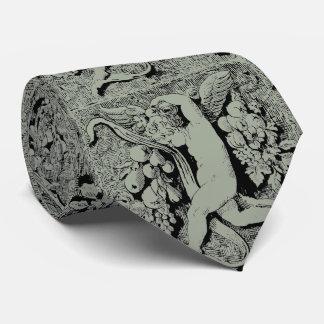Ornamental Cherub Necktie