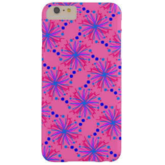 Ornamental Floral Design Barely There iPhone 6 Plus Case