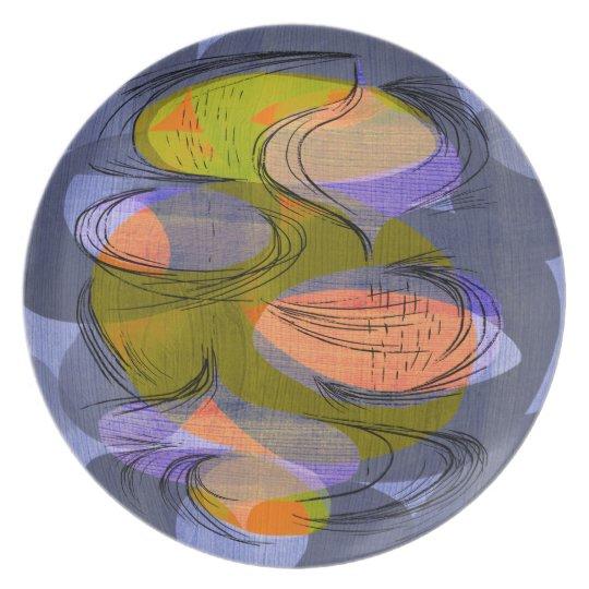 ornamental modernist plate 02