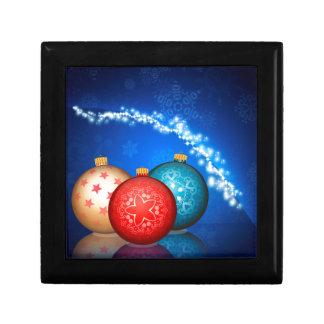 Ornamental Xmas Balls 2 Gift Box