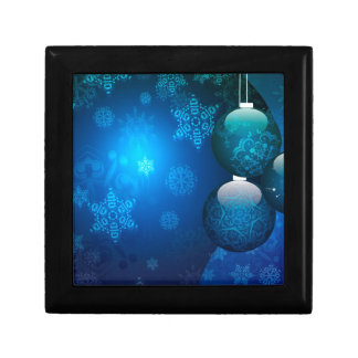 Ornamental Xmas Balls 5 Gift Box