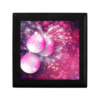 Ornamental Xmas Balls Gift Box