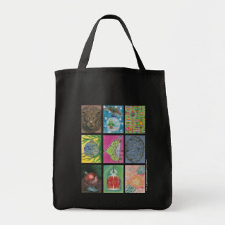 Ornaments by Multiple Artists Tote Bag