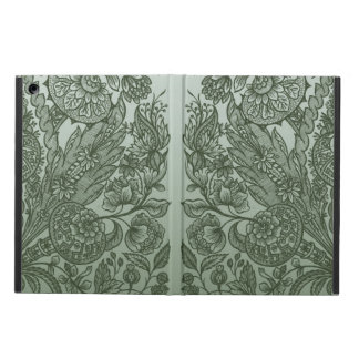 ornaments moss green case for iPad air