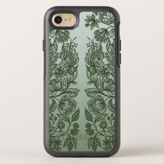 ornaments moss green OtterBox symmetry iPhone 8/7 case