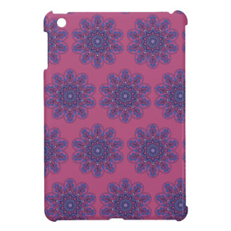 Ornate Boho Mandala Cover For The iPad Mini