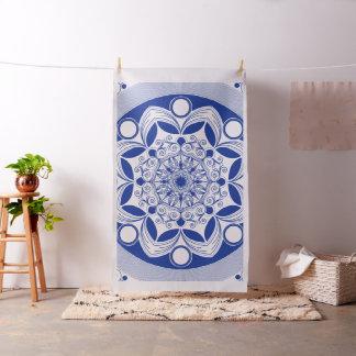 Ornate Boho Mandala Fabric