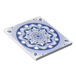 Ornate Boho Mandala Notepad