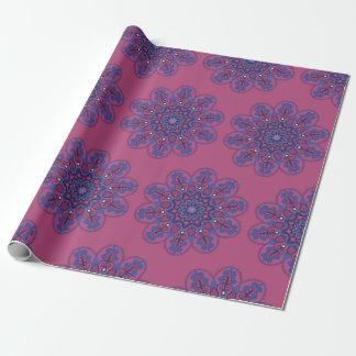 Ornate Boho Mandala Wrapping Paper