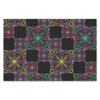 Ornate Boho Patchwork Tissue Paper