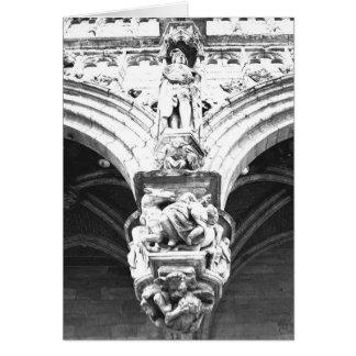 Ornate Brussels Card