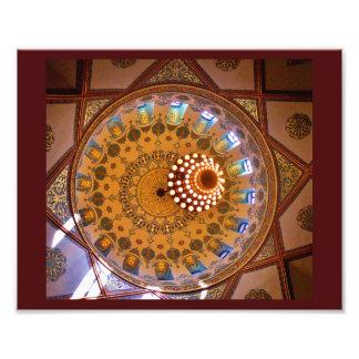 Ornate Ceiling Photo Print