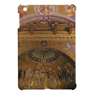 ornate church inside cover for the iPad mini