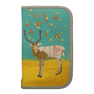 Ornate Deer Starry Night Planner/  Rickshaw