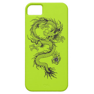 Ornate Dragon iPhone 5 Covers