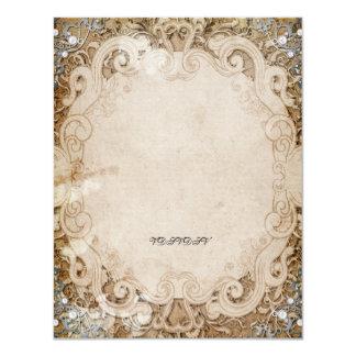 Ornate Fairytale Storybook Bridal Shower InvitE