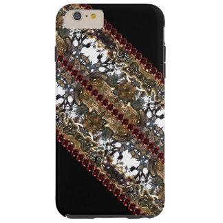 Ornate Goth Black Victorian Steampunk CricketDiane Tough iPhone 6 Plus Case