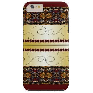 Ornate Goth Steampunk Trendy Elegance CricketDiane Tough iPhone 6 Plus Case