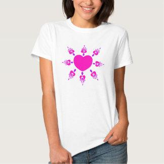 Ornate Heart T-Shirt