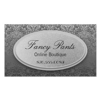 Ornate Lace Business Card Template